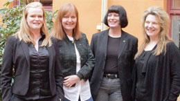 Nå er alle Mensas ledere i Norden kvinner